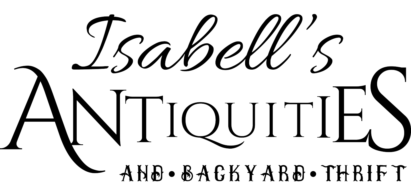 Isabell's Antiquities and Backyard Thrift